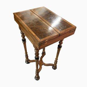 Tavolino da scacchi, fine XIX secolo