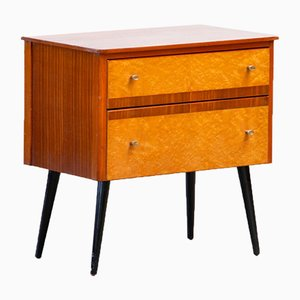 Vintage Dresser with Compass Feet, 1960s