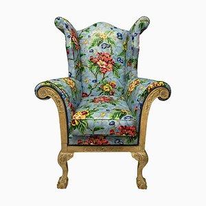 George II Wing Armchair