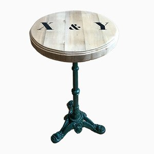 Vintage Pedestal Table