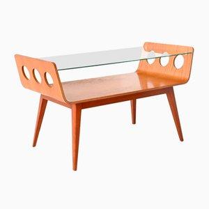 Tavolino da caffè di Cor Alons per Gouda Den Boer, Paesi Bassi, anni '50
