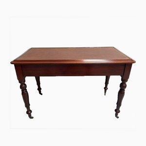 Antique Mahogany Writing Table