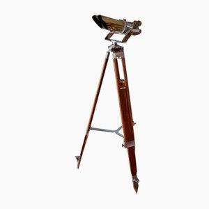 WWII 10 X 80 Observation Binoculars from Schneider