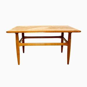 Oak Coffee Table by Kurt Østervig, Denmark, 1960