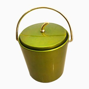 Vintage French Bakelite Apple Ice Bucket, 1960s