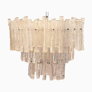 Lucite Chandelier in the Style of Kalmar