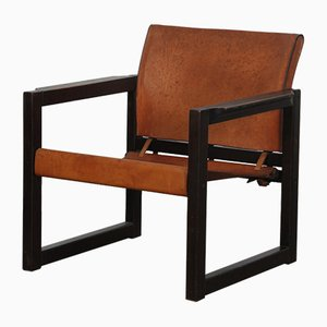 Leather Diana Chair by Mobring for Ikea, 1970s