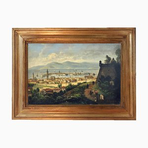 Messina, Posillipo School, Oil on Canvas