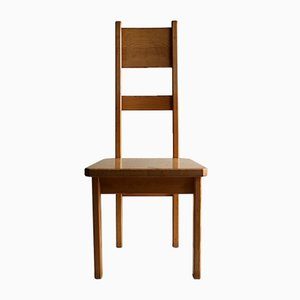 Vintage Pine Chairs by Roland Wilhelmsson for Karl Andersson & Söner, 1970s, Set of 6