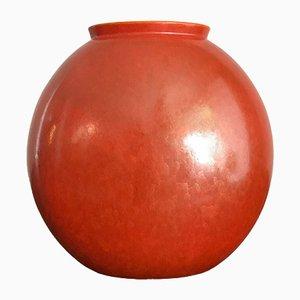 Italian Ceramic Vase by Guido Andloviz for SCI Laveno, 1940s