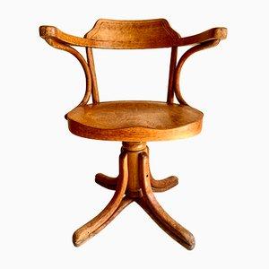 Revolving Chair von Michael Thonet für Gebrüder Thonet Vienna GMBH
