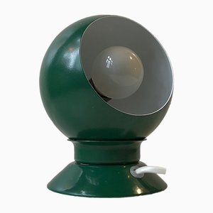 Magnetic Green Ball Wall Lamp from Abo, 1960s