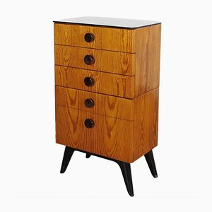 Chest of Drawers by Jindřich Halabala for UP Závody