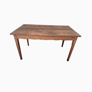 Antique Louis Philippe Cherry Table, 1900s