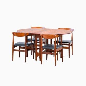 Table Pliante Scandinave Vintage