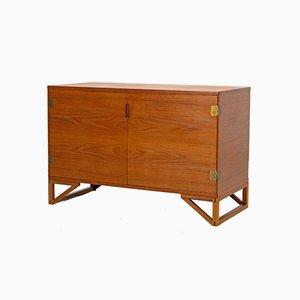 Teak Sideboard by Svend Langkilde for Langkilde Furniture, 1950s