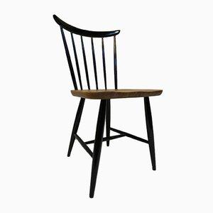 Ilmari Tapiovaara Style Dining Chair, 1950s