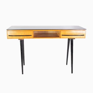 Mid-Century Console Table by Mojmir Pozar for UP Zavody