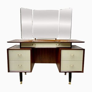 Vintage Dressing Table with Drawers and Mirror from G Plan