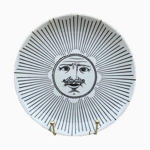 Vintage Teller von Piero Fornasetti