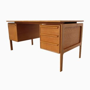 Desk by G. V. Gasvig for GV Møbler, Denmark, 1960s
