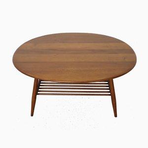 Coffee Table by L. Ercolani for Ercol, United Kingdom, 1960s