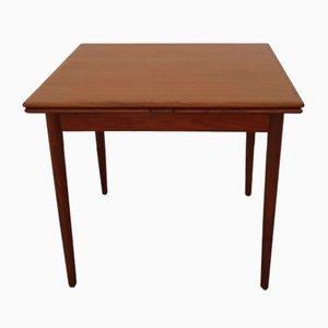 Ausziehbarer Tisch von P. Hundevad für Hundevad & Co., Denmark, 1960er