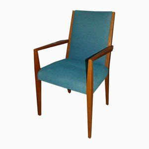Blue Officers' Society Armchair, 1960s