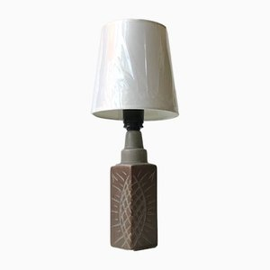Mid-Century Ceramic Table Lamp from Søholm, 1970s
