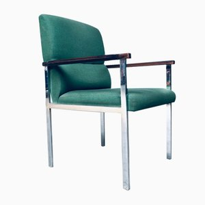 Mid-Century Modern Office Armchairs from Brune, Germany, 1960s, Set of 2