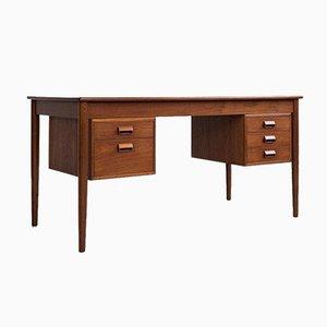 Danish Desk in Teak by Børge Mogensen for Søborg Møbelfabrik, 1960s