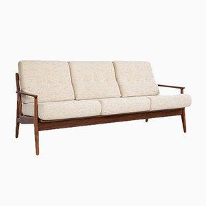 Dänisches Sofa aus Teak von Arne Vodder für Vamø, 1960er