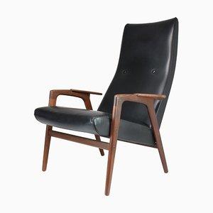 Ruster Lounge Chair by Yngve Ekström Pasto for Atelier A, 1960s