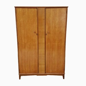 Mid-Century Double Wardrobe by Alfred Cox
