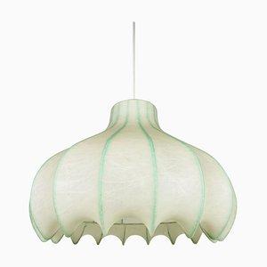 Cocoon Pendant Light, 1960s, Italy