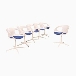 Rin Dining Chairs by Hiromichi Konno for Fritz Hansen, Set of 6
