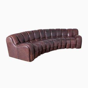 DS600 Snake Sofa by Ernest Lüthy for de Sede