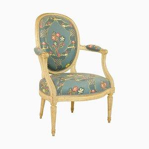 Louis XVI Style Armchair, France