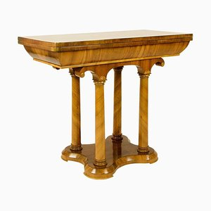Convertible Biedermeier Salon and Game Table, Austria, 1840s