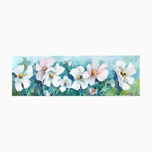 Liliane Paumier, Flowers Cosmos, 2020