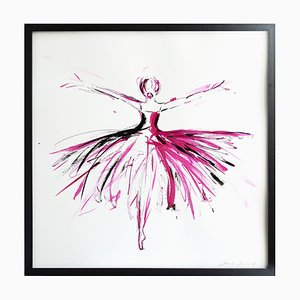 Marcela Zemanova, Dark Pink, 2021