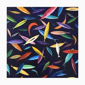 Poisson Dany Soyer, Japonais - Coloré, 2020