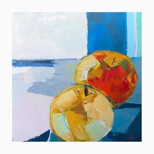 Sando, The Blue Apples, 2020