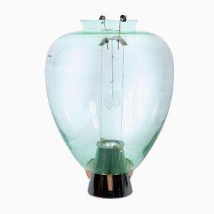 Lampada da tavolo Veronese di Umberto Riva per Barovier & Toso, anni '80