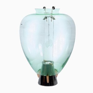 Lampe de Bureau Veronese par Umberto Riva pour Barovier & Toso, 1980s
