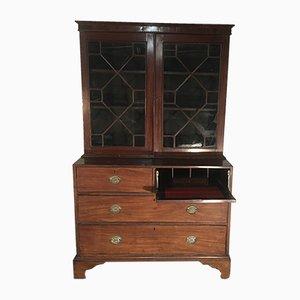 English Bookcase, 19th Century