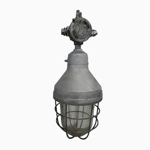 Industrial Lamp for Outdoor Use from Cantem, Italy, 1960s