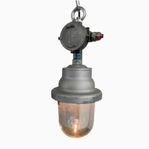 Lámpara de exterior Cantem industrial, años 60