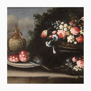 Antique Still Life, Oil on Canvas, 18th-Century