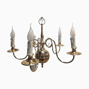Dutch Flemish Style Chandelier